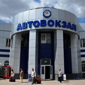 Автовокзалы Кировского
