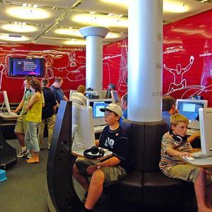 Интернет-кафе Кировского