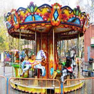 Парки культуры и отдыха Кировского