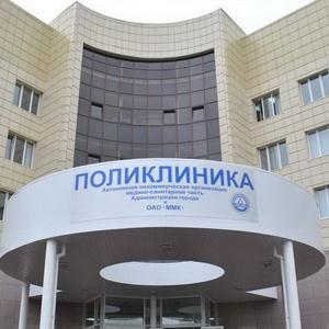 Поликлиники Кировского