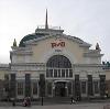 Железнодорожные вокзалы в Кировском