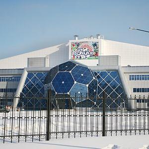 Спортивные комплексы Кировского