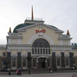 Железнодорожные вокзалы Кировского